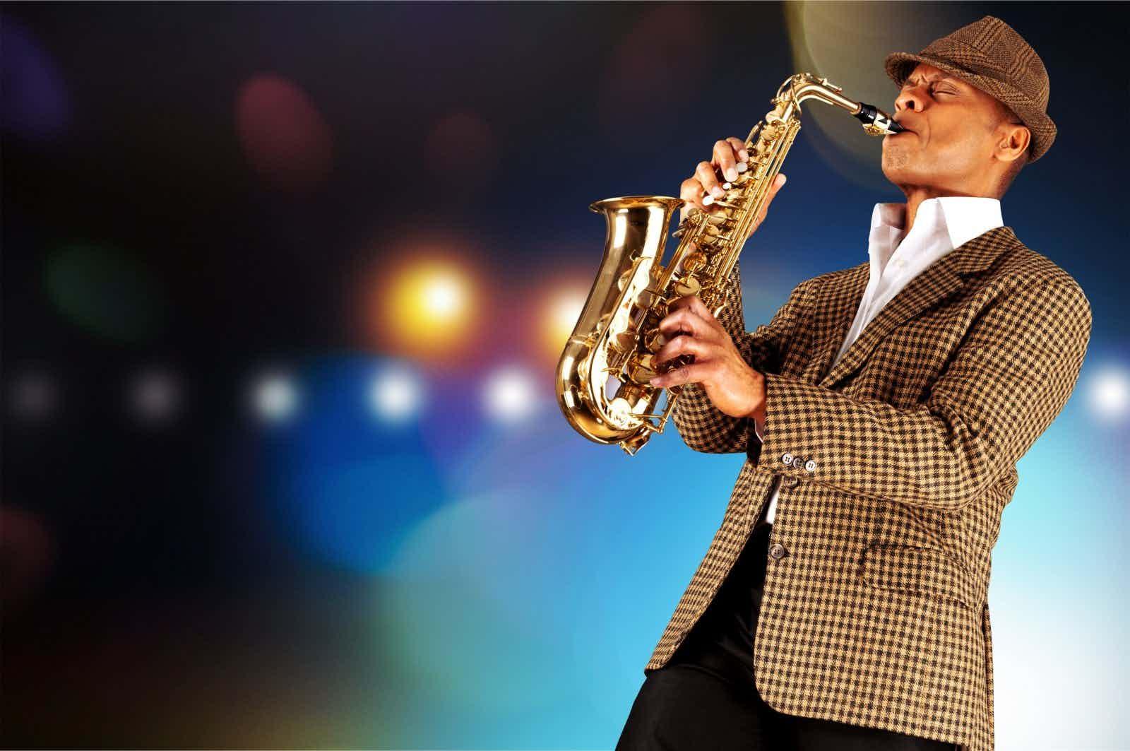 jazz-muzikant-sax