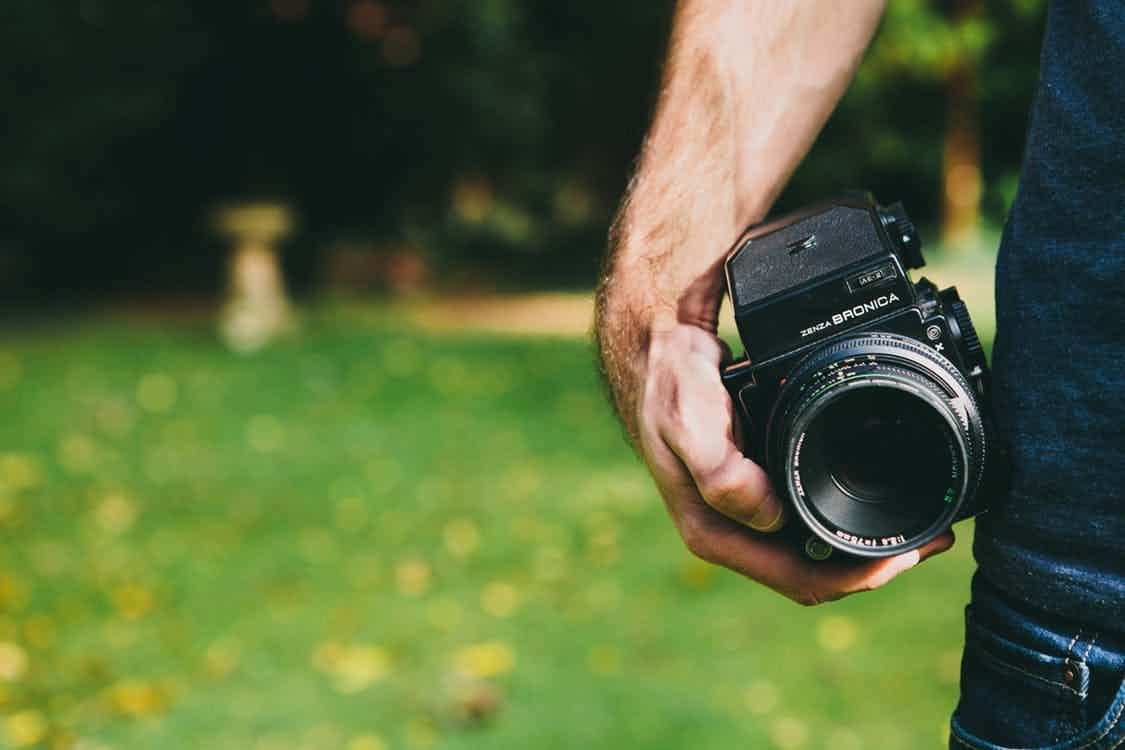 video-fotograaf